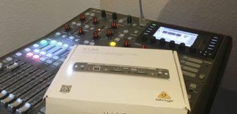 Behringer X-Live Card (für X32 Serie) Live-Recording leicht gemacht