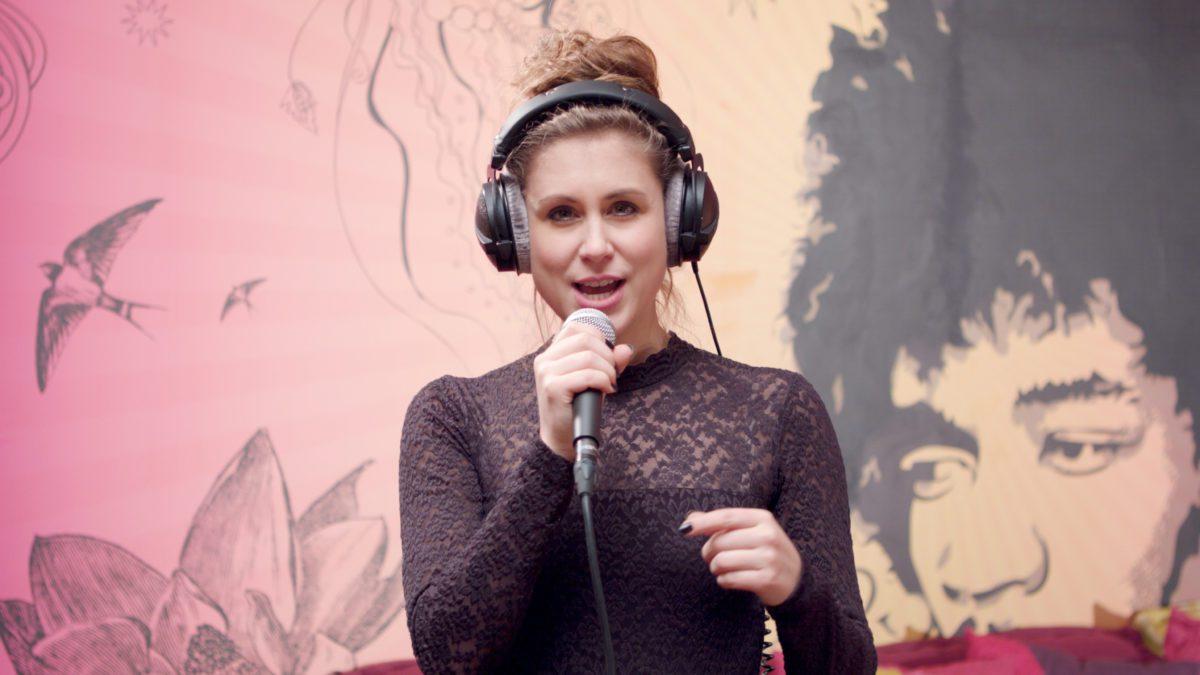 Carina Böhmer Online Tutorial Singen.