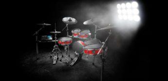 Test: Alesis Strike Pro, E-Drumset