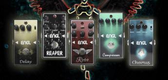 Test: Engl Compressor, Chorus, Delay, Retro und Reaper