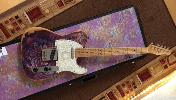 Baboushka Guitars Gypsycaster case