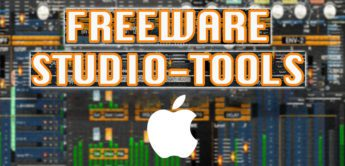 Die beste Studio-Freeware für MAC:  Effekte, Kompressoren, EQs, Tools