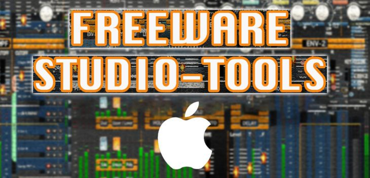 Die beste Studio-Freeware für MAC: Effekte, Kompressoren, EQs, Tools