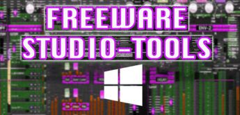 Die beste Studio-Freeware für Windows:  Effekte, Kompressoren, EQs, Tools
