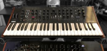 Preview: Korg Prologue mit Sounds und Video