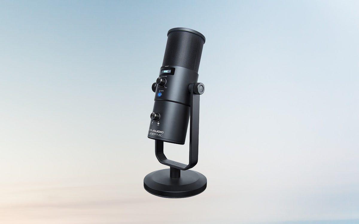 m-audio uber mic