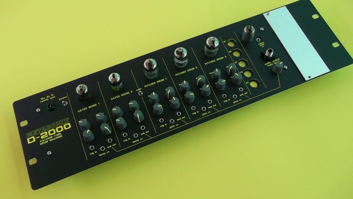 metasonix d-2000