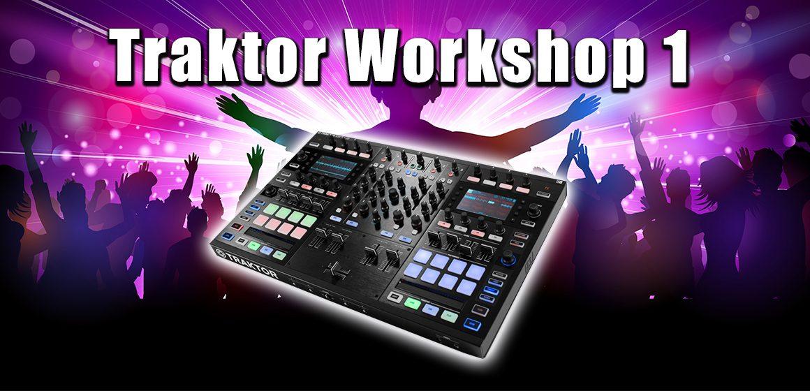 DJ Workshop: NI Traktor Software, MIDI Mapping - AMAZONA de