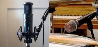 Test: sE Electronics sE2200, V7 X, Mikrofone