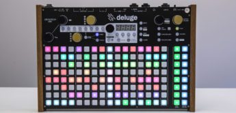 Test: Synthstrom Audible Deluge, Groovebox