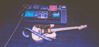 Unterschied Gitarre Fuzz Distortion Overdrive