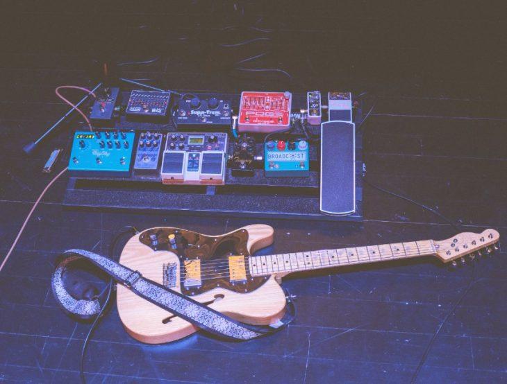 Workshop E-Gitarre: Overdrive - Fuzz - Distortion