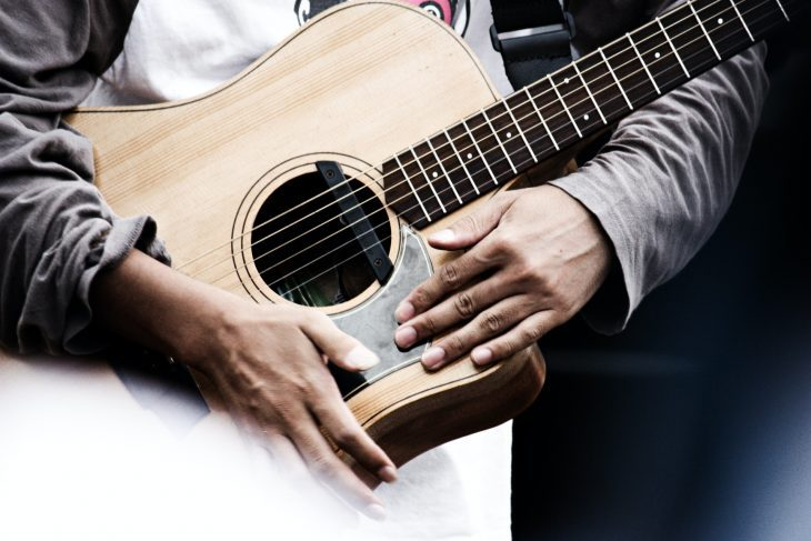 Workshop: Akustische Gitarren aufnehmen