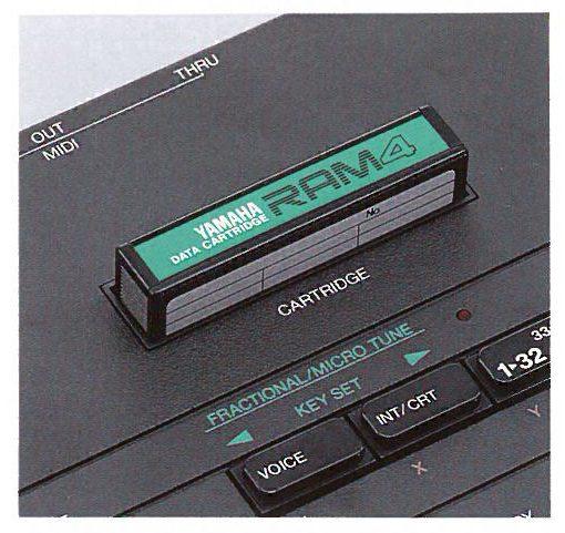 Green Box: Yamaha DX7, TX7, TX802 FM-Synthesizer - AMAZONA de