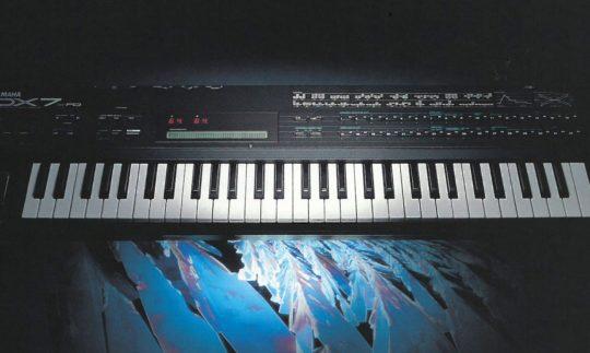Green Box: Yamaha DX7, TX7, TX802 FM-Synthesizer