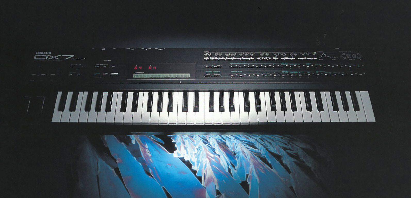 Yamaha DX7 II