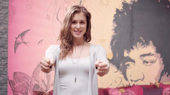 Online Workshop Singen lernen mit Carina Böhmer.