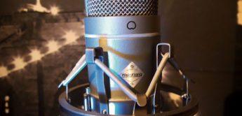 Testbericht WeissKlang V17 Studiomikrofon
