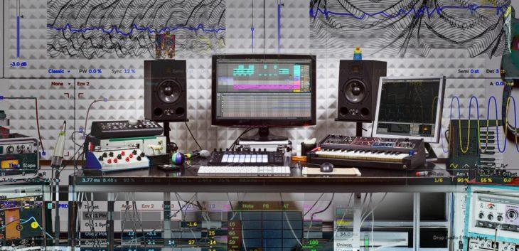 Ableton Live 10 test