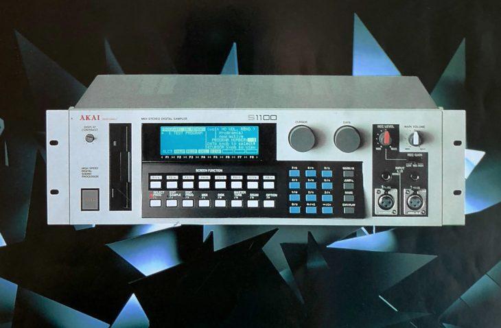 AKAI S1100