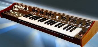 Blue Box: ARP Pro Soloist, Analogsynthesizer