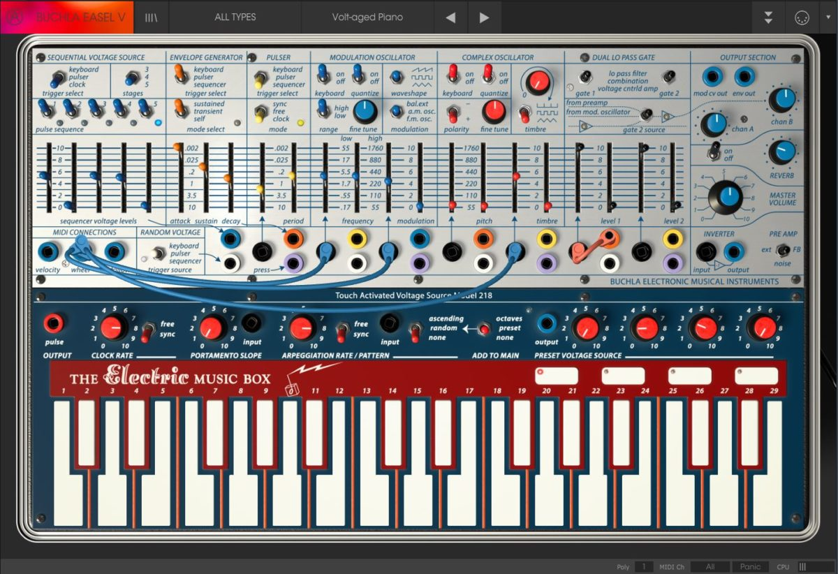 Arturia_Buchla_Easel_V_Faceplate