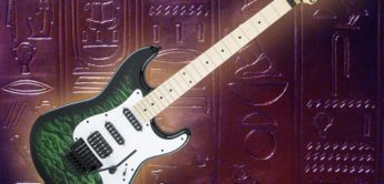 Test: Jackson Adrian Smith SDXQ, E-Gitarre