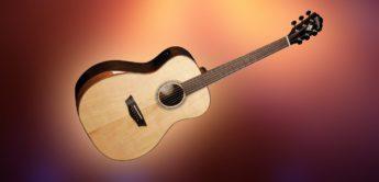 Top News: Washburn WCG700SWEK, Akustikgitarre