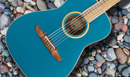 Test: Fender Malibu Classic, Akustikgitarre