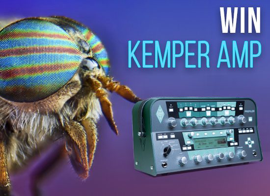Gewinnspiel Profiling Amplifier Head BK
