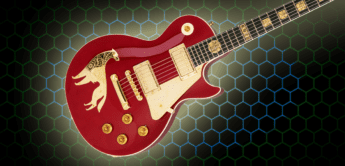 TOP NEWS: Gibson Chinese New Year Les Paul, E-Gitarre