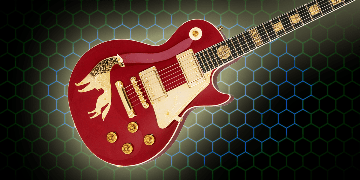 TOP NEWS: Gibson Chinese New Year Les Paul, E-Gitarre - AMAZONA.de