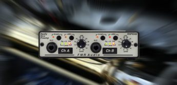 Test: FMR Audio RNP 8380, Dualer Preamp