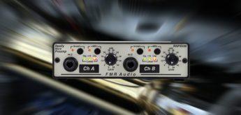 Test: FMR Audio RNP 8380, Dualer Preamp