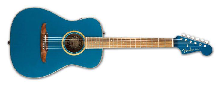 Fender Malibu Classic front