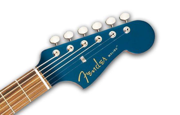 Fender Malibu Classic Headstock
