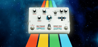 Test: Hologram Electronics Infinite Jets, Gitarren Samplerpedal