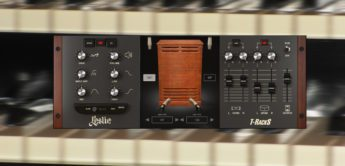 Top News: IK Multimedia AmpliTube Leslie, T-Racks Leslie, Effekt Plug-ins