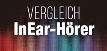 Vergleichstest: InEar-Hörer von LD Systems, Shure, Fender