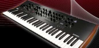 Test: Korg Prologue Hybrid Synthesizer
