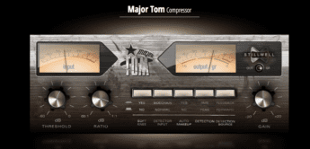 Kompressor-Plug-In Major Tom von Stillwell Audio