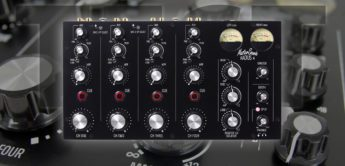 Test: MasterSounds Radius 4, Rotary Mixer