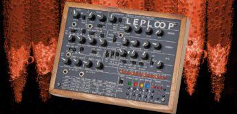 Test: L.E.P. Leploop V2, Analoge Groovebox