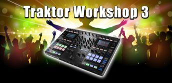 DJ-Workshop: NI Traktor Software, Pegel einstellen