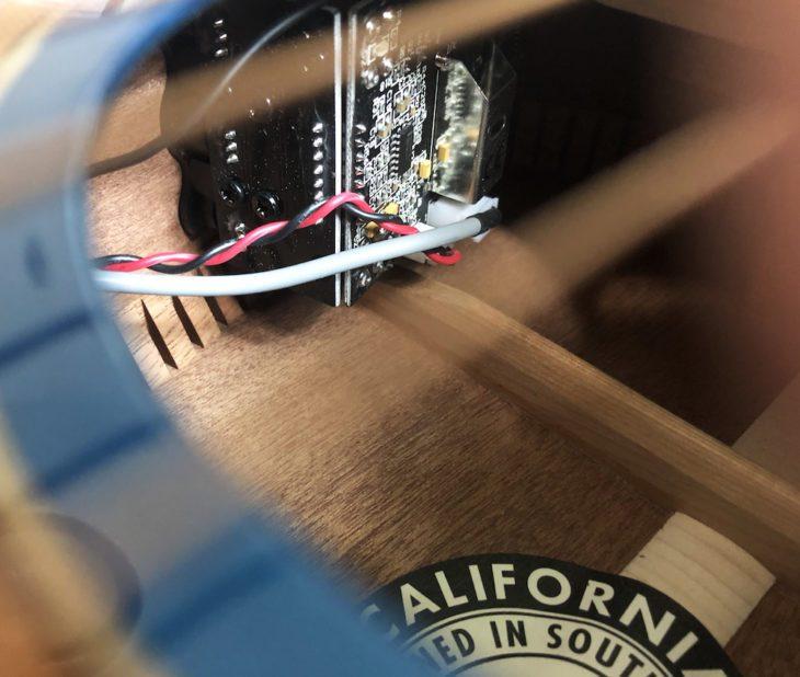 Fender Malibu Classic Fishman Preamp