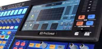 TEST: Presonus StudioLive 16 Series III, Digitalmixer