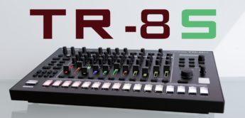 Test: Roland TR-8S, Drumcomputer mit Sampling