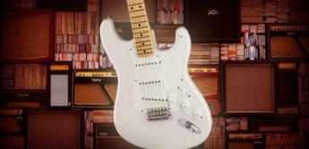 Test: Fender American Original 50 Strat, E-Gitarre
