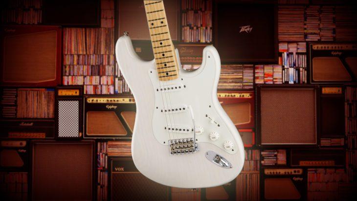 Fender American Original 50 Strat title