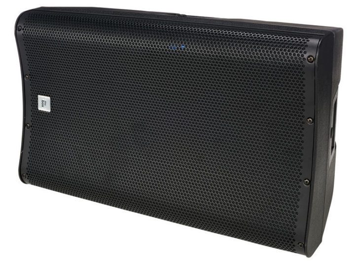 the box pro DSP 115 als Floormonitor